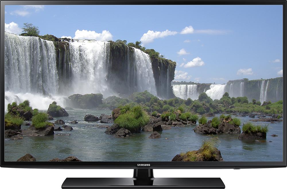 "Samsung - 50"" Class (49.5"" Diag.) - LED - 1080p - Smart - HDTV - Black"
