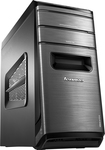 Lenovo - IdeaCentre Desktop - 12GB Memory - 1TB Hard Drive - Black
