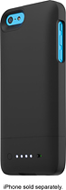 mophie - juice pack helium External Battery Case for Apple® iPhone® 5c - Black