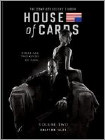House of Cards: The Complete Second Season [4 Discs] (DVD) (Eng/Fre)