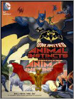 Batman Unlimited: Animal Instincts (DVD) (2 Disc) (Enhanced Widescreen for 16x9 TV) (Eng/Fre/Spa/Por) 2015