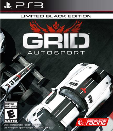 Grid Autosport Limited Black Edition - PlayStation 3