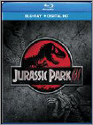 Jurassic Park III: With Movie Money (Blu-ray Disc) (Ultraviolet Digital Copy) (Eng/Spa/Fre) 2001