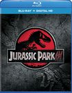Jurassic Park Iii [ultraviolet] [with Jurassic World Movie Cash] [blu-ray/dvd] 6024247