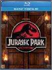 Jurassic Park: With Movie Monry (Blu-ray Disc) (Ultraviolet Digital Copy) (Eng/Spa/Fre) 1993