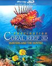Fascination Coral Reef 3d: Hunters And The Hunted [3d] [blu-ray] (blu-ray 3d) 6024333