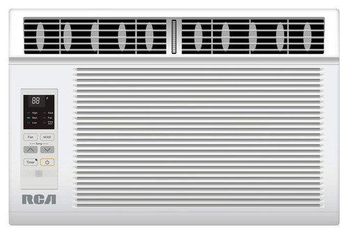 RCA - 5,000 BTU Window Air Conditioner - White