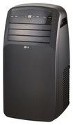 LG - 12,000 BTU Portable Air Conditioner