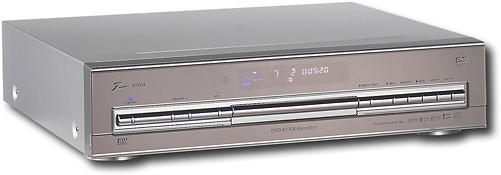 Click here for Zenith Progressive-Scan DVD-R/RW Recorder with MP3... prices