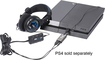 Turtle Beach - Headset Upgrade Kit for PlayStation 4 - Black