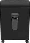 Sentinel - 12 Sheet Microcut Paper Shredder - Black, Silver