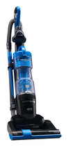 Panasonic - Jet Force HEPA Bagless Upright Vacuum - Dynamic Blue/Black