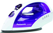 Panasonic - Steam/Dry Iron - White/Violet