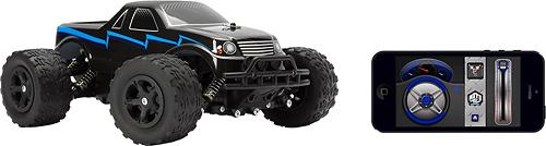 Griffin Technology - Moto TC Monster Truck - Blue