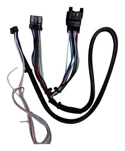 XpressKit - T-Harness for Select Chrysler, Dodge and Jeep Vehicles - Black