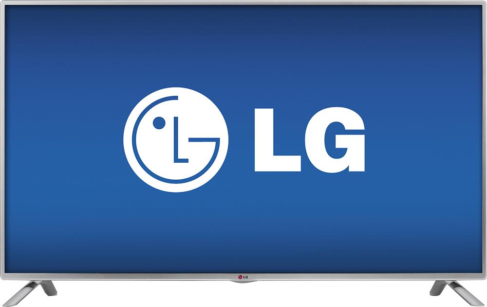 """LG - 55"""" Class (54-5/8"""" Diag.) - LED - 1080p - HDTV - Silver"""