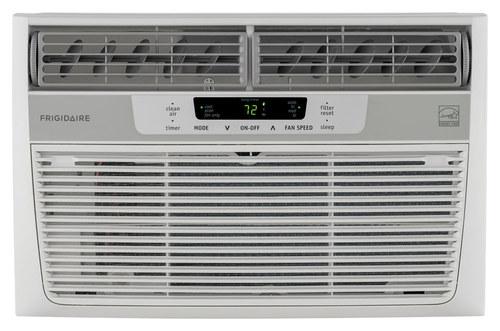 Frigidaire - Home Comfort 6,000 BTU Window Air Conditioner - Gray