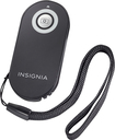 Insignia™ - Wireless Remote Shutter Control for Canon