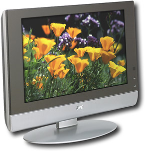 "JVC 26"" Widescreen HD-Ready..."