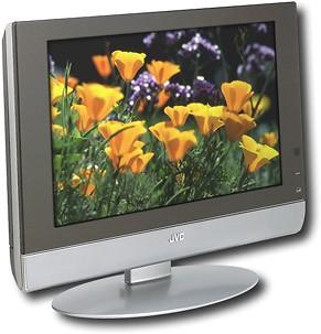 "JVC 26"" Widescreen HD-Ready..."