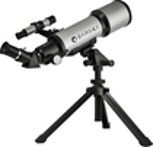 Barska - Starwatcher Refractor Telescope - Silver
