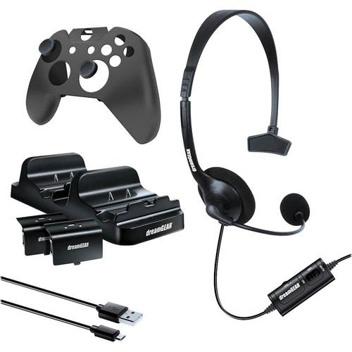 dreamGEAR Wired Gaming Headset for Xbox One Black DGXB1-6630 - Best Buy