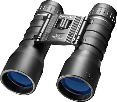 Barska - Lucid View 16 x 42 Binoculars - Black