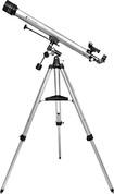 Barska - Starwatcher 900mm Equatorial Refractor Telescope - Metallic Silver