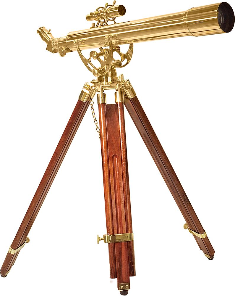 Barska - Anchormaster Refractor Telescope - Gold