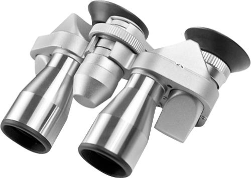 Barska - Blueline 10 x 20 Compact Binoculars - Silver