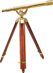 Barska - Anchormaster 18 x 50 Telescope - Gold