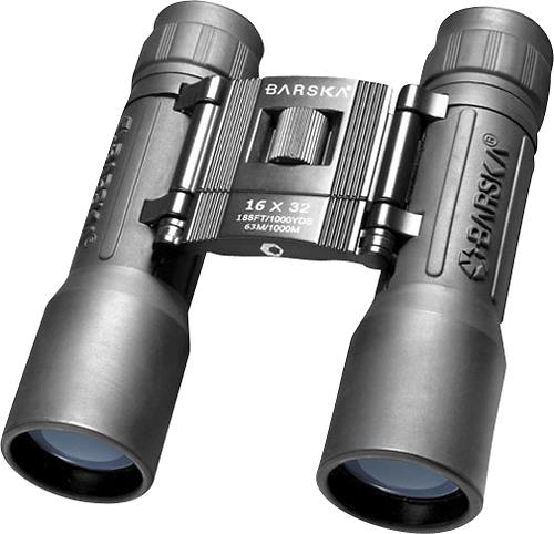 Barska - Lucid View 16 x 32 Binoculars - Black
