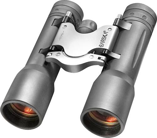 Barska - Trend 16 x 32 Compact Binoculars - Gray