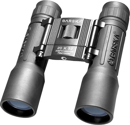 Barska - Lucid View 20 x 32 Binoculars - Black