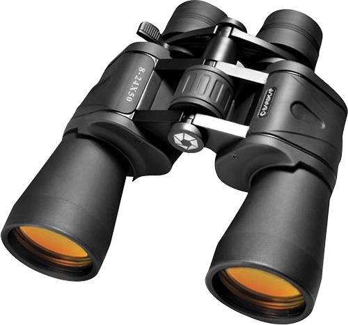 Barska - Gladiator Zoom 8-24 x 50 Binoculars - Black