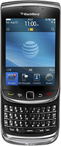 BlackBerry - Torch 9800 Cell Phone (Unlocked) - Black