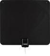 TERK - Ultrathin Indoor HDTV Antenna - Black/White