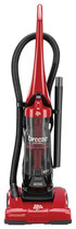 Dirt Devil - Breeze Bagless Upright Vacuum - Red