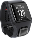 TomTom - Runner Cardio GPS Watch with Heart Rate Monitor - Black