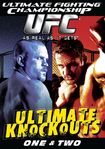 Ultimate Fighting Championship: Ultimate Knockouts, Vols. 1 & 2 (dvd) 6105323
