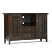 Simpli Home - Bedford Collection TV Media Stand