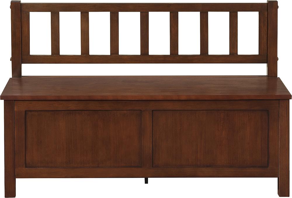 Simpli Home - Artisan Entryway Bench