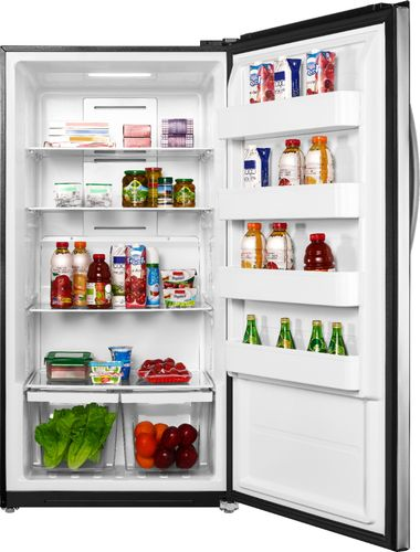 Ft Frost Free Upright Convertible Freezer Refrigerator