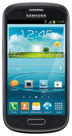Samsung - Galaxy S III Mini VE Cell Phone (Unlocked) - Black