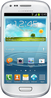 Samsung - Galaxy S III Mini VE Cell Phone (Unlocked) - White