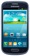 Samsung - Galaxy S III Mini VE Cell Phone (Unlocked) - Blue