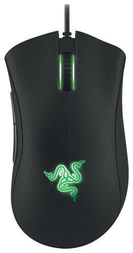 Razer - DeathAdder 2013 Optical Gaming Mouse - Black