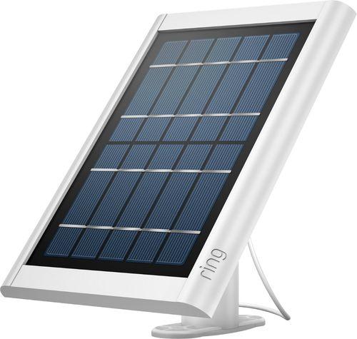 ring spotlight solar panel for ring spotlight cam white 8asps7 wen0
