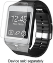 ZAGG - Invisibleshield for Samsung Galaxy Gear 2 and Gear Live Smart Watches - Clear