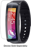ZAGG - Invisibleshield for Samsung Galaxy Gear Fit Watch - Clear